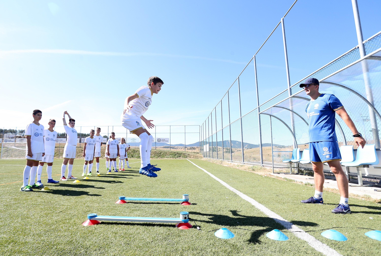 Zavod za sport i medicinu sporta i u trećoj sezoni uz kamp Deki5