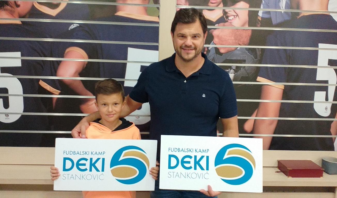 Tim Deki5 učestvuje na Dragan Mance Kupu