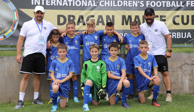 Ekipa Deki5 osvojila četvrto mesto na Dragan Mance Kupu