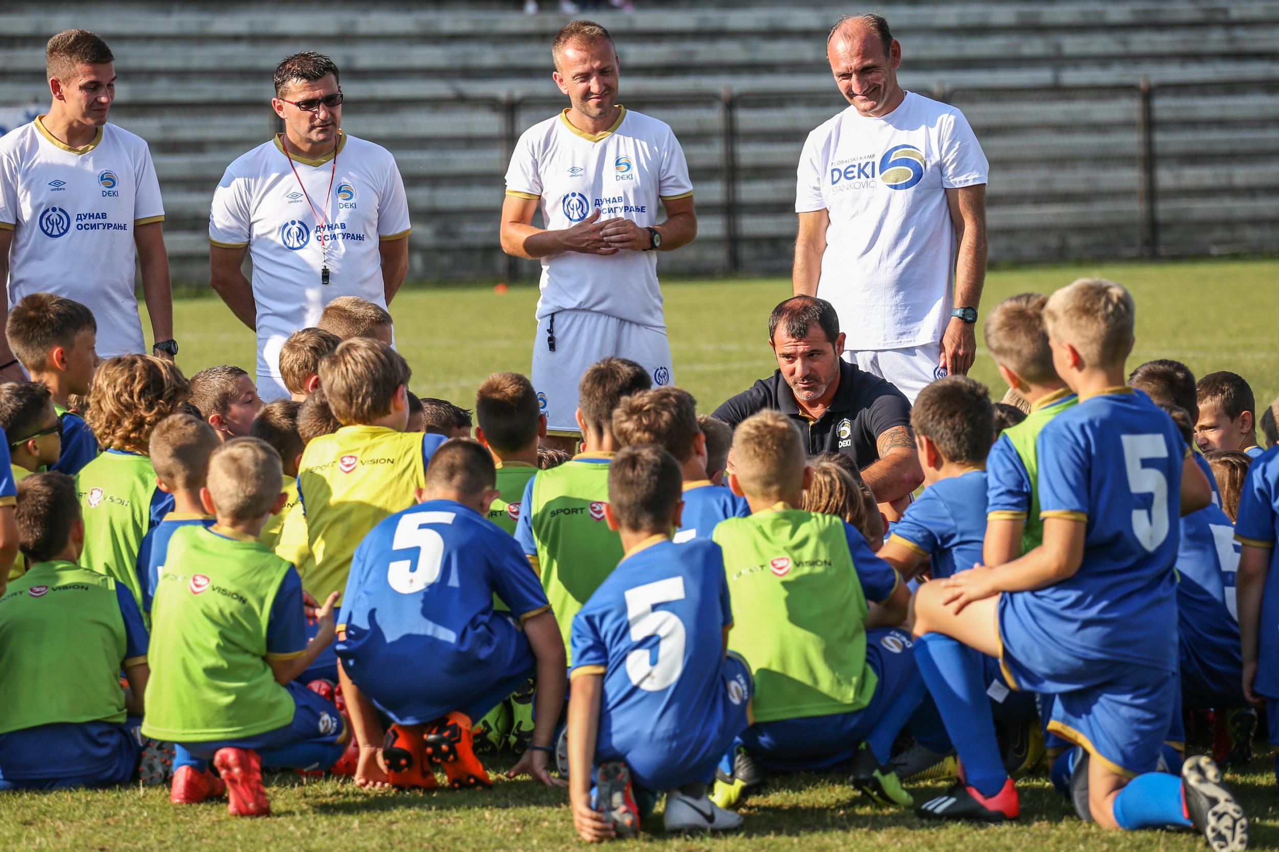 Dejan Stanković: Dečiji osmeh – naša misija i naš cilj